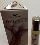 Delightful - 6ml (.2 oz) Perfume Oil  by Al-Rehab (Crown Perfumes)