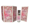 Taif Rose- 6ml (.2oz) Roll-on Perfume Oil by Al-Rehab (Crown Perfumes) (Box of 6)