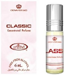 Classic - 6ml (.2 oz) Perfume Oil  by Al-Rehab (Crown Perfumes)