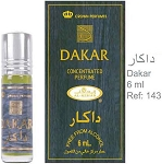 Dakar - 6ml (.2 oz) Perfume Oil  by Al-Rehab (Crown Perfumes)