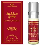 Mokhalat Dubai - 6ml (.2 oz) Perfume Oil  by Al-Rehab (Crown Perfumes)