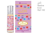 Nadine - 6ml (.2 oz) Perfume Oil  by Al-Rehab (Crown Perfumes)