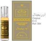 Original - 6ml (.2 oz) Perfume Oil  by Al-Rehab (Crown Perfumes)