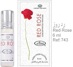 Red Rose - 6ml (.2 oz) Perfume Oil  by Al-Rehab (Crown Perfumes)
