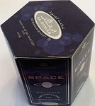 Space - 6ml (.2oz) Roll-on Perfume Oil by Al-Rehab (Crown Perfumes) (Box of 6)