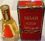 Susan- Al-Rehab Natural Perfume Spray- 35 ml (1.15 fl. oz)