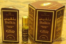 Balkis - 6ml (.2oz) Roll-on Perfume Oil by Al-Rehab (Crown Perfumes) (Box of 6)
