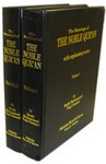 The Meanings of the Noble Qur'an - With Explanatory Notes (2 Vol)