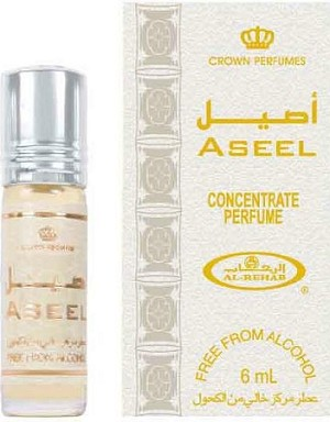Aseel - 6ml (.2 oz) Perfume Oil  by Al-Rehab (Crown Perfumes)