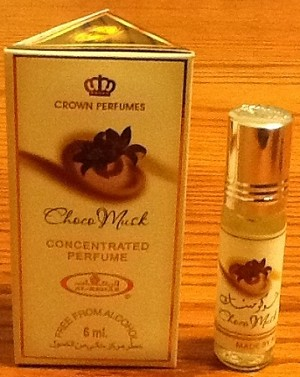 Choco Musk - 6ml (.2 oz) Perfume Oil  by Al-Rehab (Crown Perfumes)
