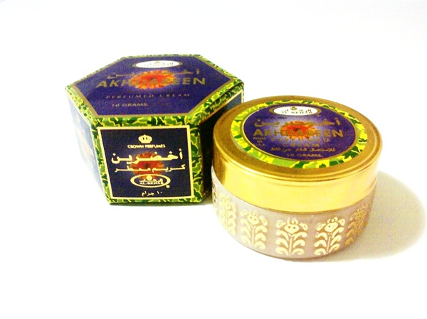 Akhdareen - Al-Rehab Perfumed Cream (10 gm)