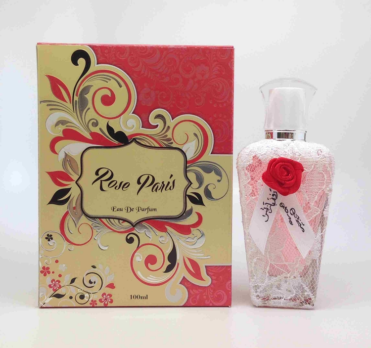 Rose Paris -  Eau De Parfum - 100ml (3.4 Fl. oz) by Al Khayam Zafron