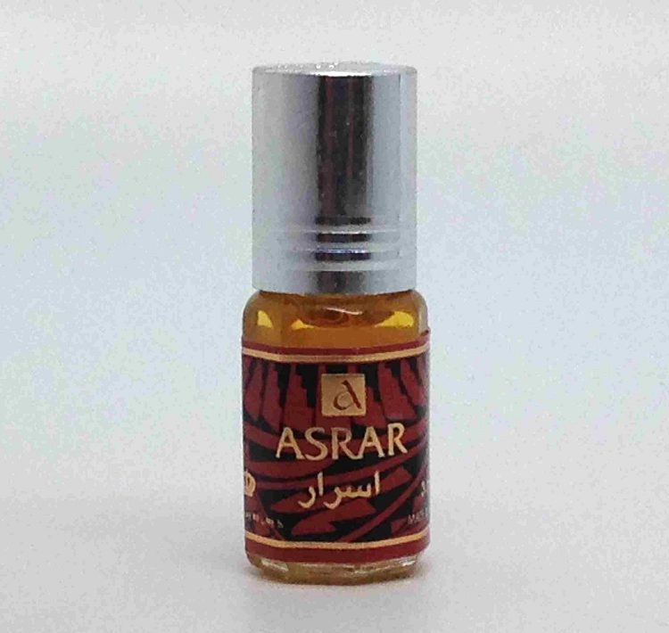 Asrar Perfume Oil - 3ml Roll-on by Al-Rehab