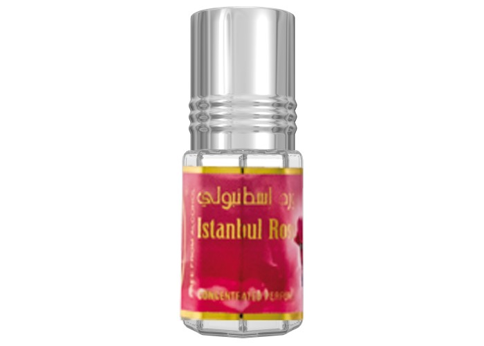 Istanbul Rose Perfume Oil - 3ml Roll-on by Al-Rehab