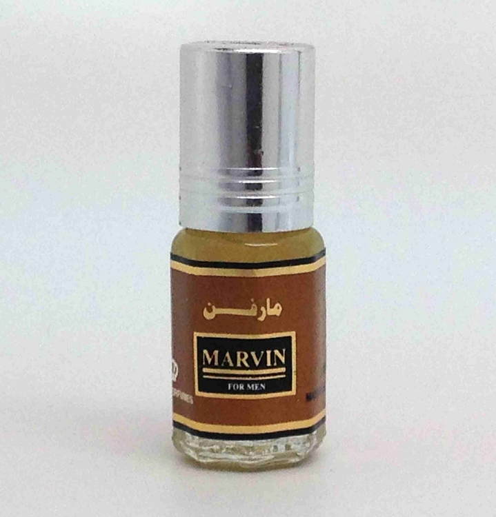 Marvin Perfume Oil - 3ml Roll-on by Al-Rehab