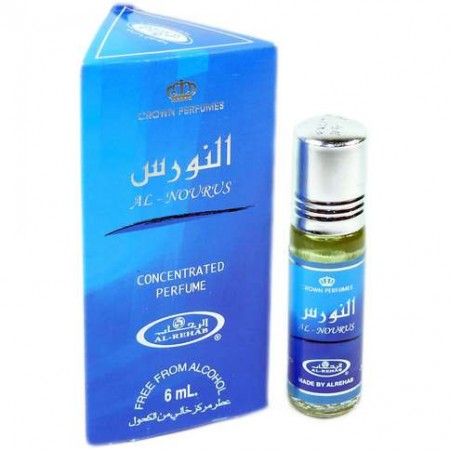 Al Nourus for Men - 6ml (.2 oz) Perfume Oil  by Al-Rehab
