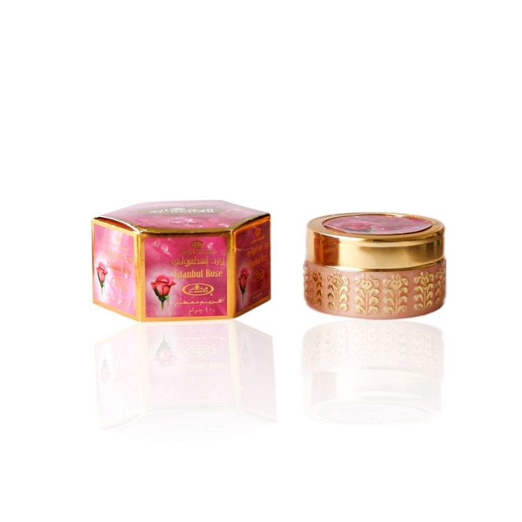 Instanbul Rose - Al-Rehab Perfumed Cream (10 gm)
