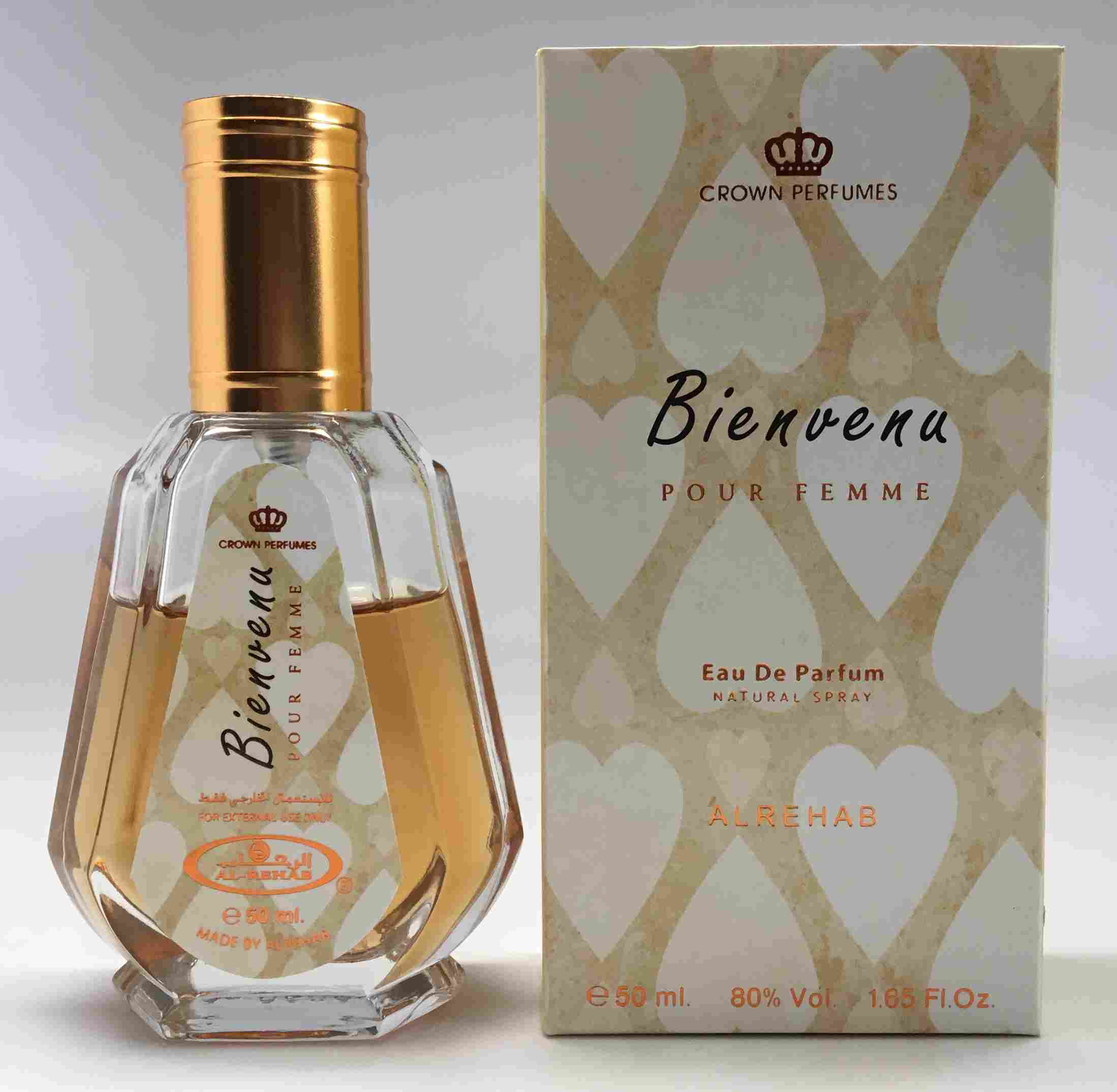 Bienvana SAMPLE - Al-Rehab Eau De Natural Perfume Spray - 35 ml (1.15 fl. oz)