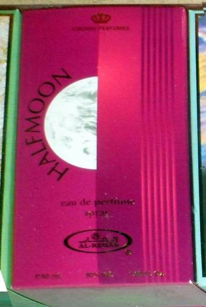 Half Moon for Women- Al-Rehab Eau De Parfum - 50 ml (1.65 fl. oz)