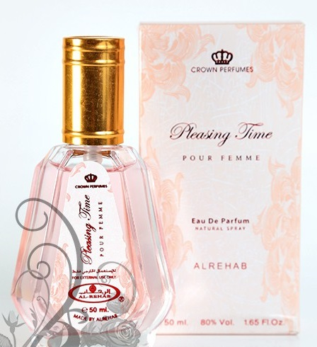 Pleasing Time - Al-Rehab Eau De Parfum - 50 ml (1.65 fl. oz)