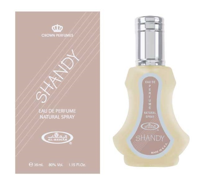 Shandy - Al-Rehab Eau De Natural Perfume Spray- 35 ml (1.15 fl. oz)