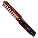 Kent A 82T - Men's Folding Pocket Comb