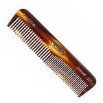 Kent OT - Small Men's Pocket Comb (113mm  Coarse/Fine)
