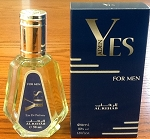 Aden Yes for Men- Al-Rehab Perfume Spray - 50 ml (1.65 fl. oz)