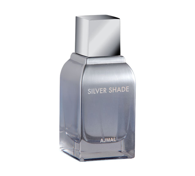 Silver Shade - Eau De Parfum (100 ml- 3.4 Fl. Oz.) Pour Homme (for Men) by Ajmal