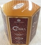 Cobra - 6ml (.2oz) Roll-on Perfume Oil by Al-Rehab (Box of 6)