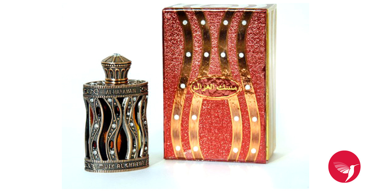Musk Al Ghazal (Deer Musk) - Concentrated Perfume Oil (30ml) by Haramain