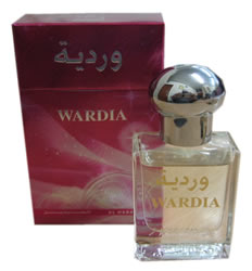Al Haramain Wardia - Oriental Perfume Oil [15 ml]
