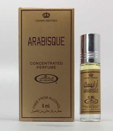 Arabisque - 6ml (.2 oz) Perfume Oil  by Al-Rehab