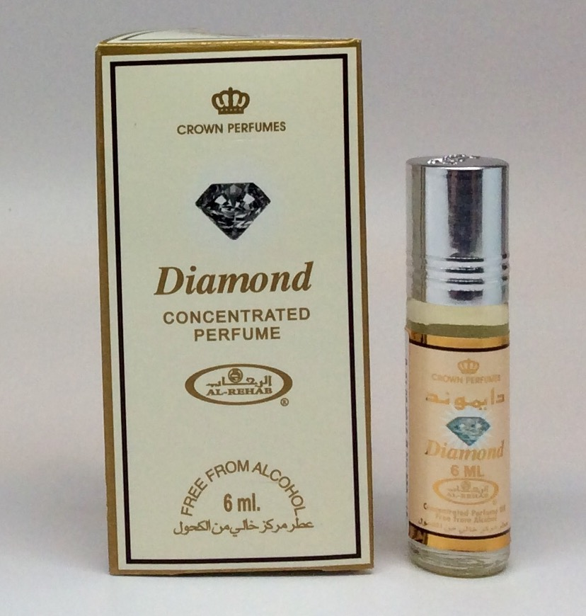 Diamond - 6ml (.2 oz) Perfume Oil  by Al-Rehab