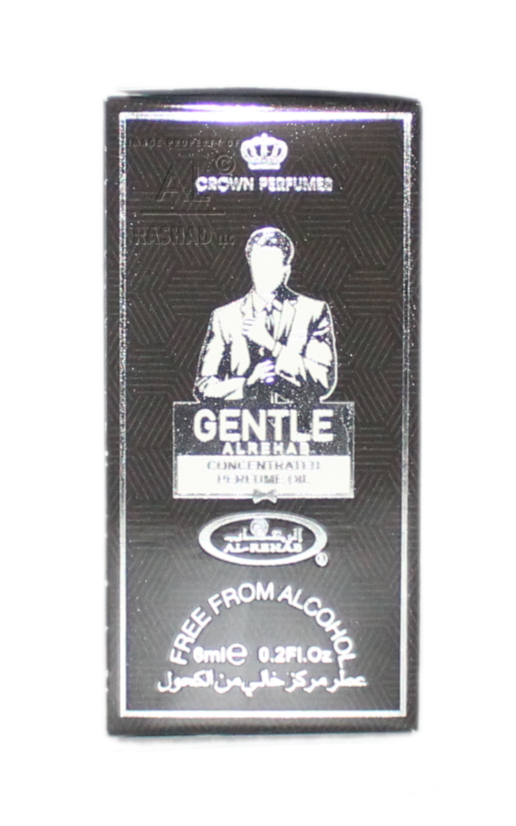 Gentle - 6ml (.2 oz) Perfume Oil  by Al-Rehab