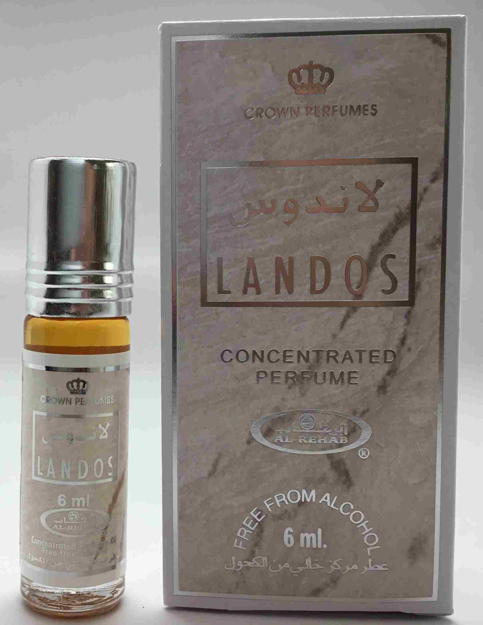 Landos - Al-Rehab Eau De Spray Perfume (50 ml/1.65 fl. oz)