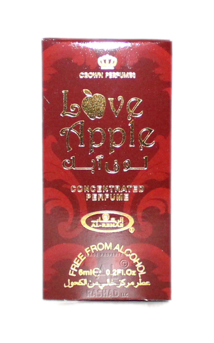 Love Apple - 6ml (.2 oz) Perfume Oil  by Al-Rehab