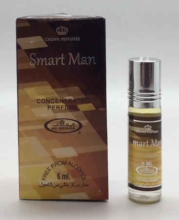 Smart Man - 6ml (.2 oz) Perfume Oil  by Al-Rehab