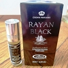 Rayan Black - 6ml (.2oz) Roll-on Perfume Oil by Al-Rehab (Box of 6)