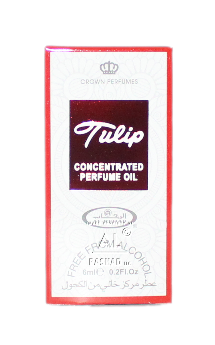 Tulip - 6ml (.2 oz) Perfume Oil  by Al-Rehab