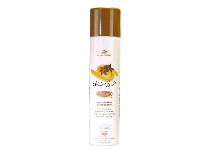 Choco Musk Air Freshener by Al-Rehab (300ml)