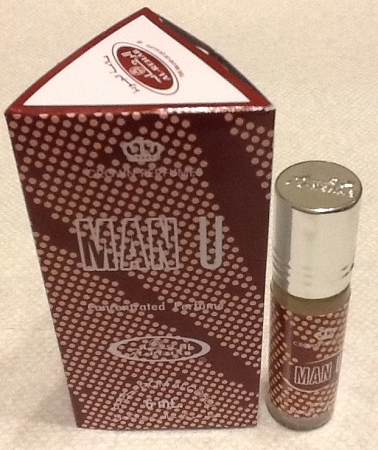 Man U - 6ml (.2 oz) Perfume Oil  by Al-Rehab