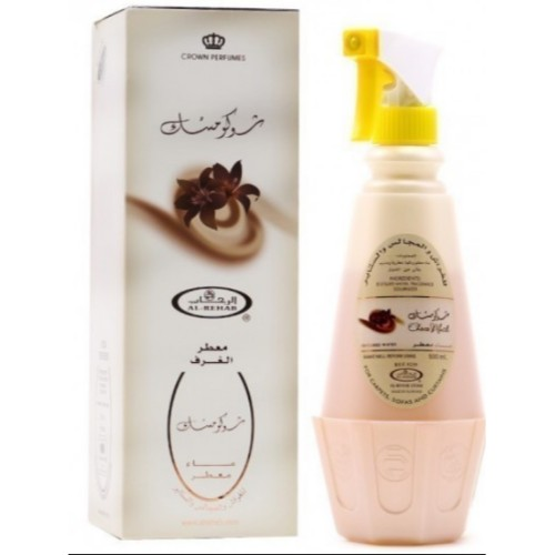 Choco Musk Room Freshener by Al-Rehab (500 ml - 16.90 Fl oz)