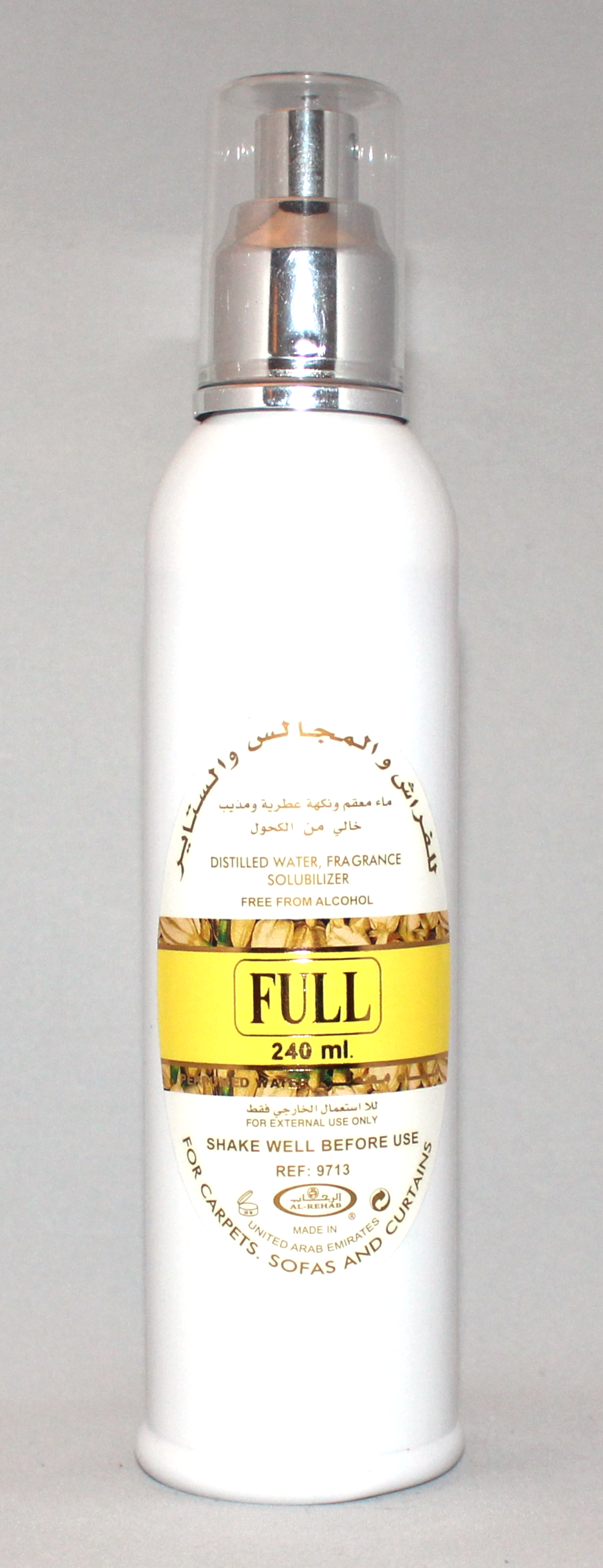 Full - Room Freshener by Al-Rehab (240 ml)