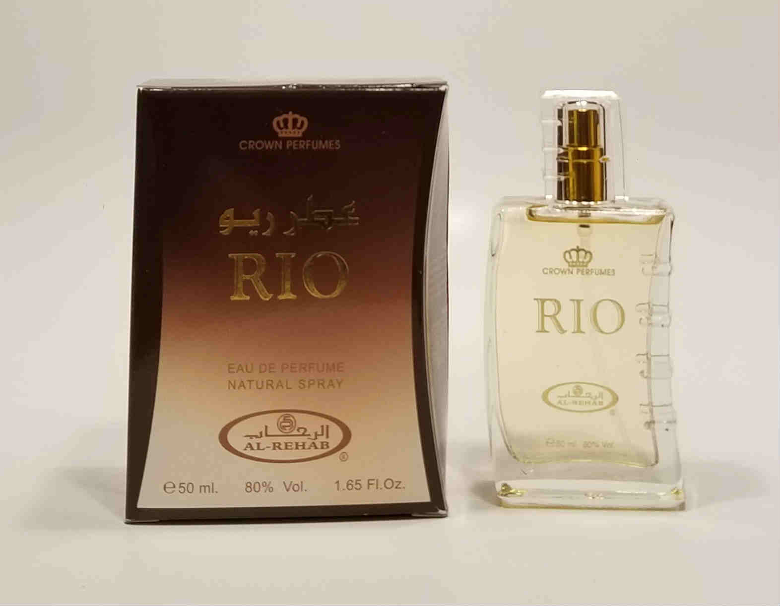 RIO - Al-Rehab Eau De Perfume Natural Spray (50 ml/1.65 fl. oz)