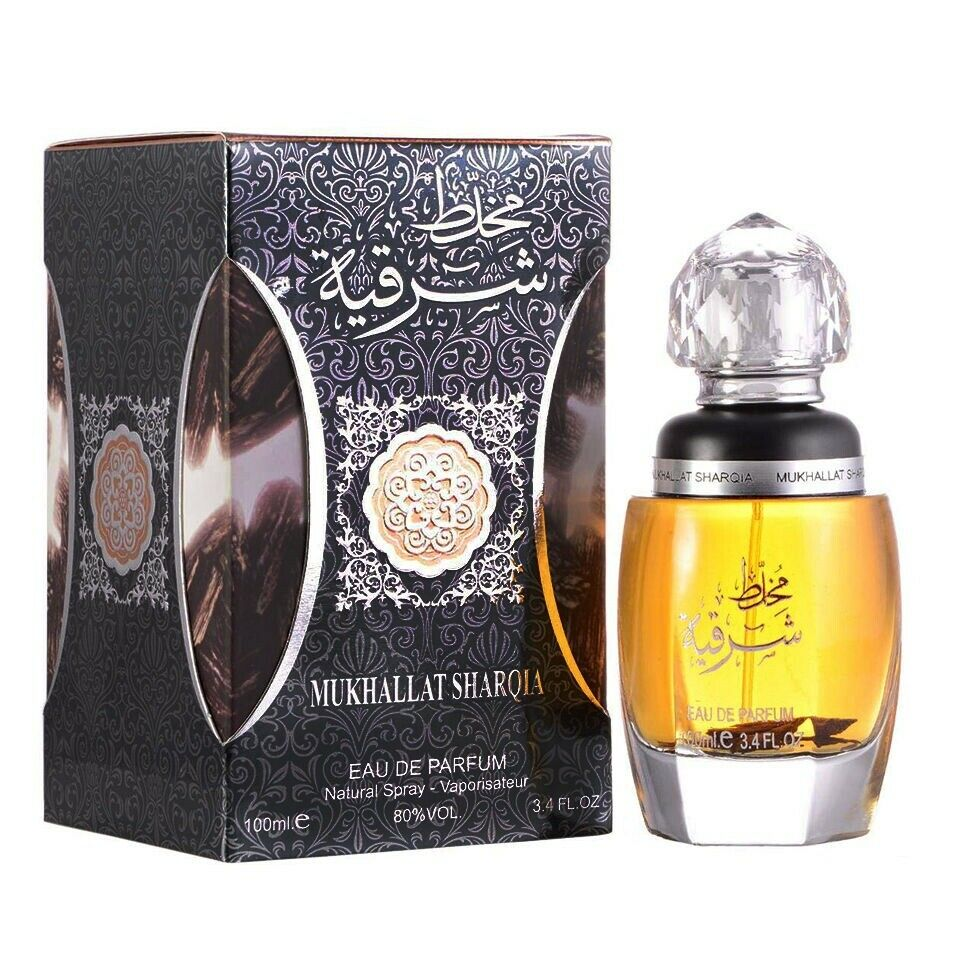 Mukhallat Sharqia -  Eau De Parfum - 100ml Spray by Ard Al Zaafaran
