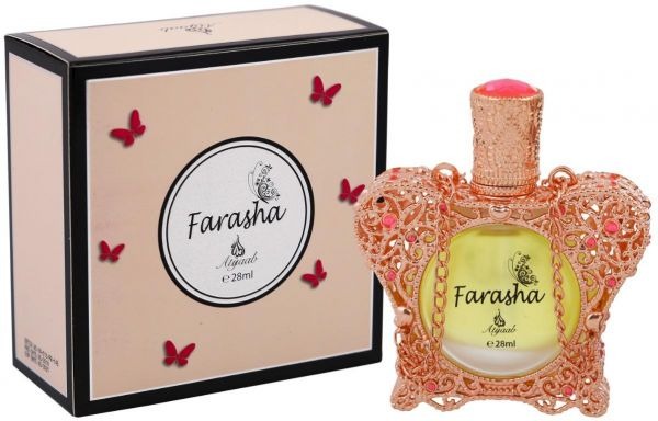 Farasha - Concentrated Perfume Oil by Atyaab (28ml)