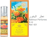 Bakhour - 6ml (.2 oz) Perfume Oil  by Al-Rehab