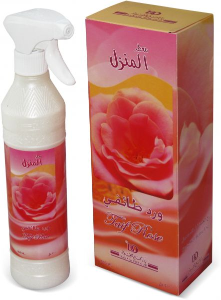 Taif Rose - House Freshener  (500 ml - 16.90 Fl oz) by Banafa for Oud