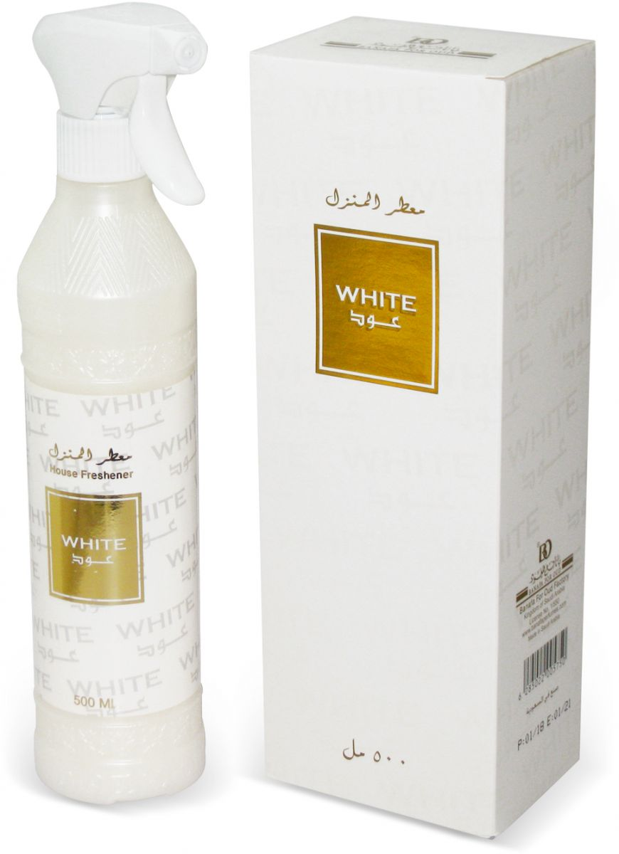 White Oud - House Freshener  (500 ml - 16.90 Fl oz) by Banafa for Oud